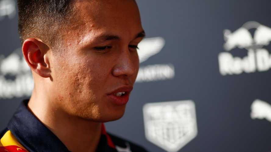 Albon: 'Really good' of Hamilton to send apology message