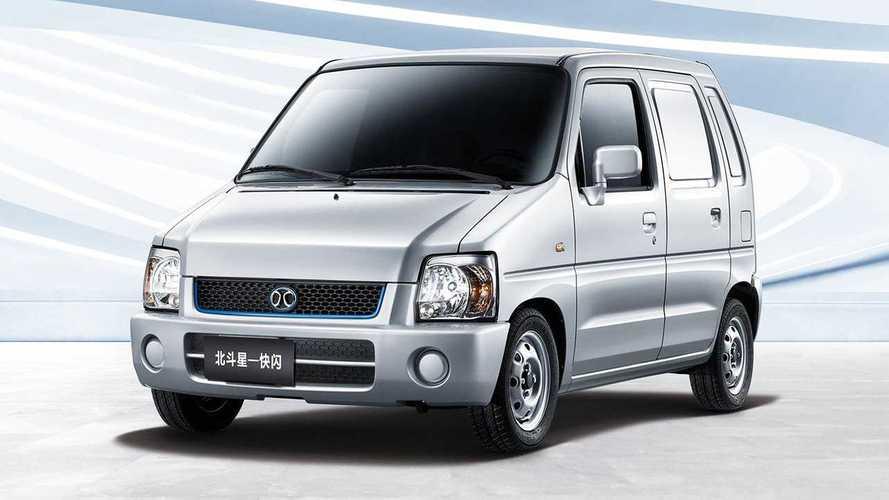 Torna la vecchia Opel Agila, ma è un'elettrica cinese