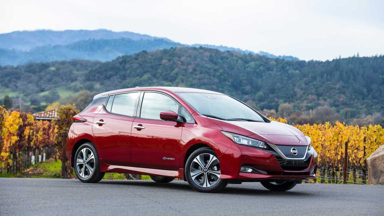 Nissan Leaf - $29,990