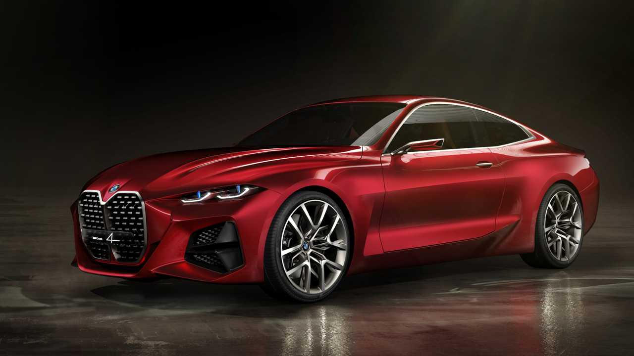 BMW Concept 4