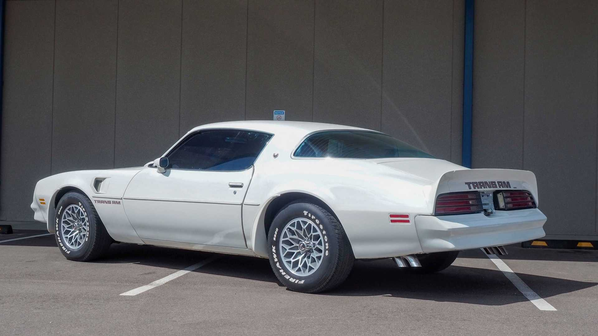 "[""Unrestored, Low-Mileage 1978 Pontiac Trans Am""]"