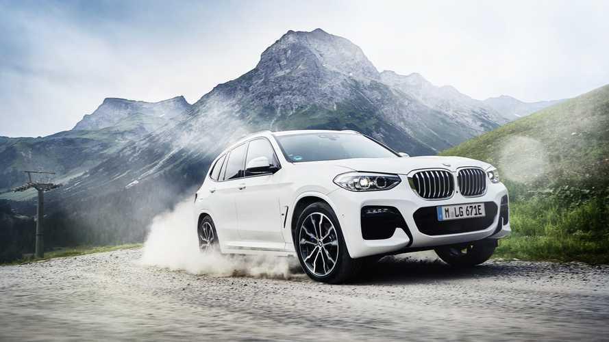 BMW X3 xDrive30e 2020, la versión híbrida enchufable
