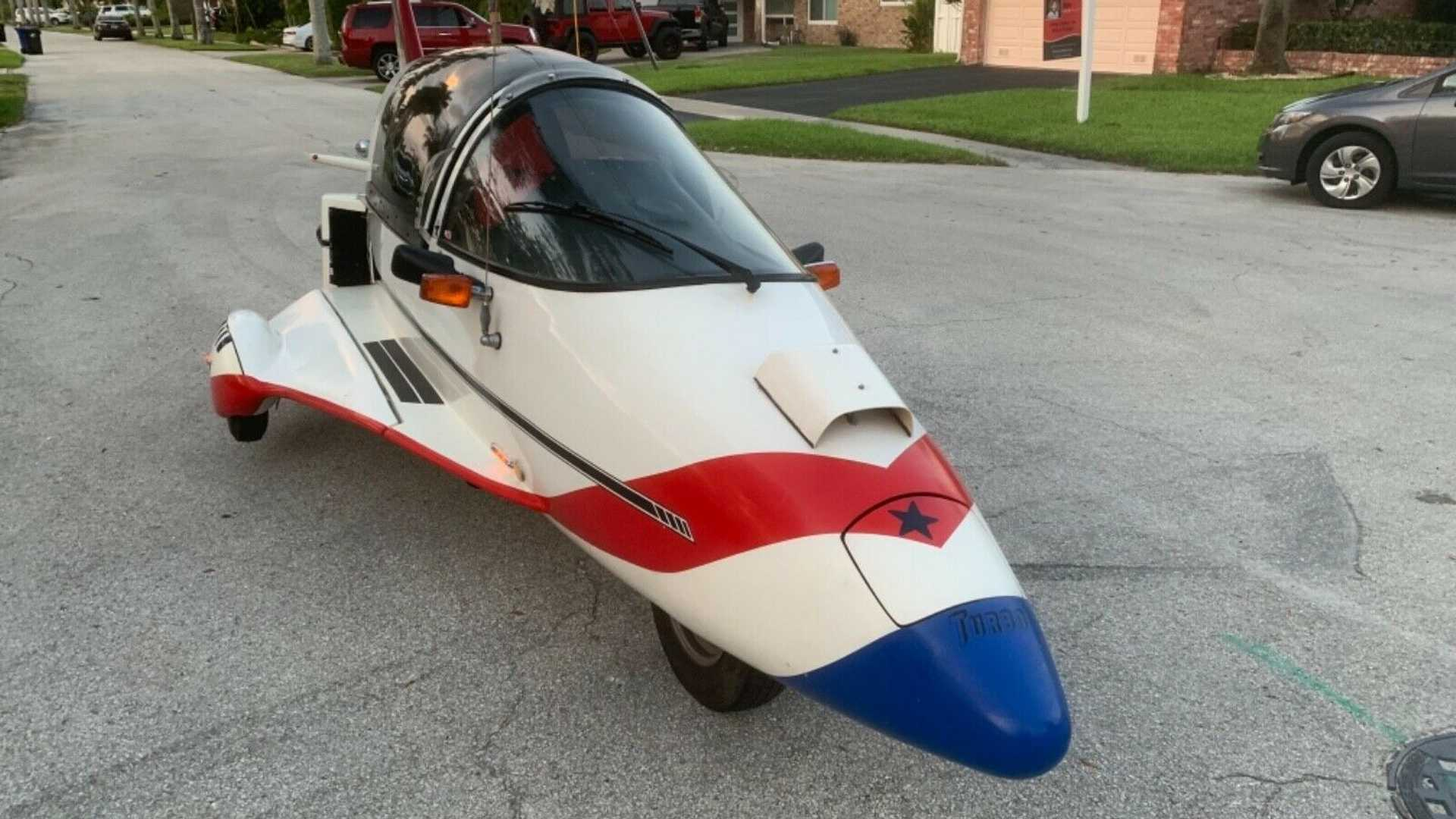 "[""Ebay Find: 1987 Pulse Autocycle""]"