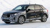 Audi Q2 Facelift erstmals erwischt