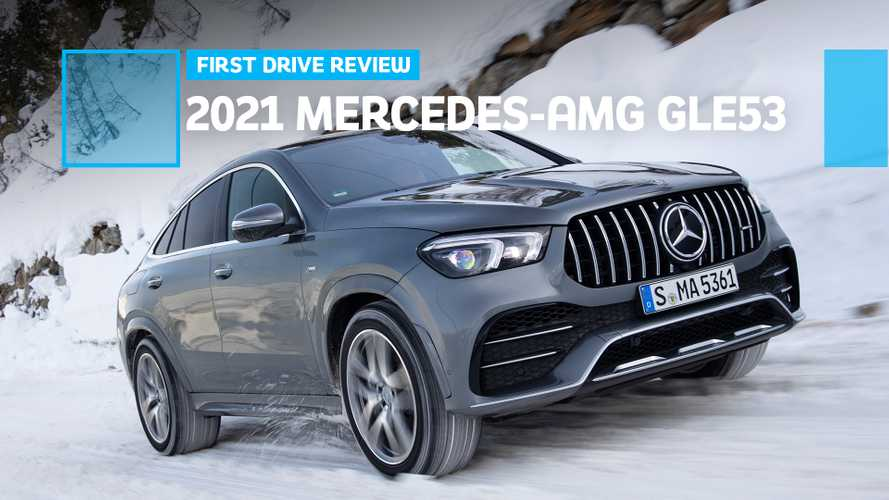 2021 Mercedes-AMG GLE53 Coupe First Drive: Fantastic Formula
