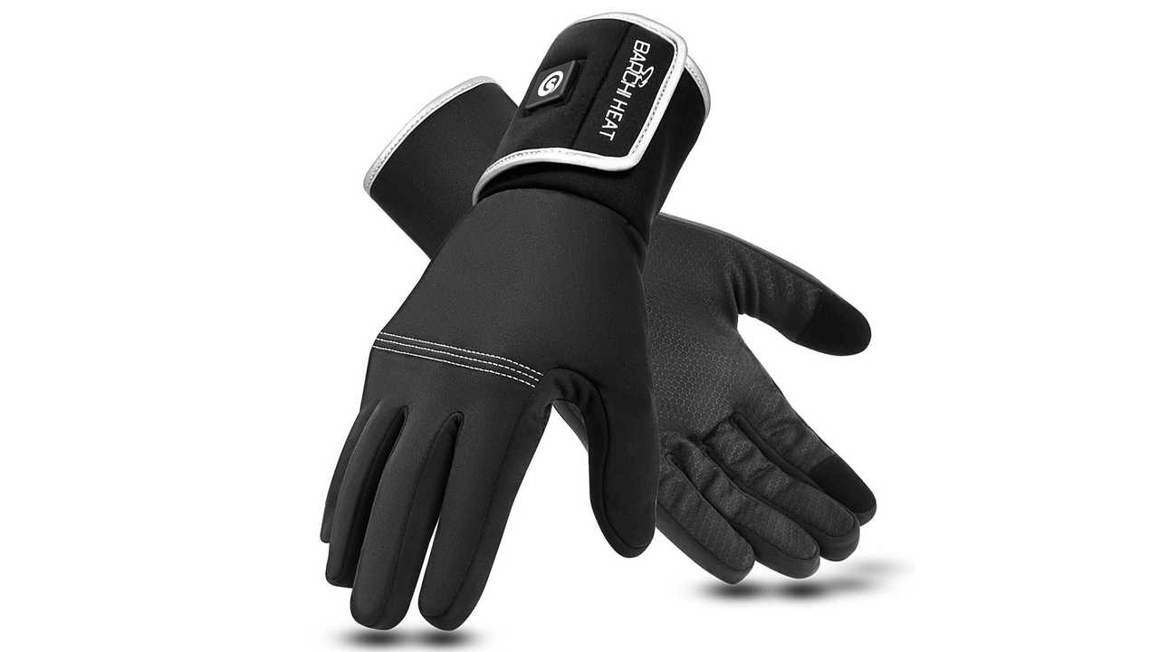 Rechargeable Heated Glove Liner - $119.99