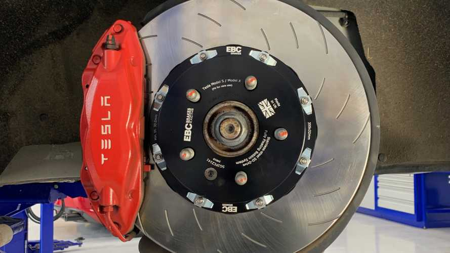 Can EBC Brake Rotors Help Increase Tesla Model S And Model X's Range?