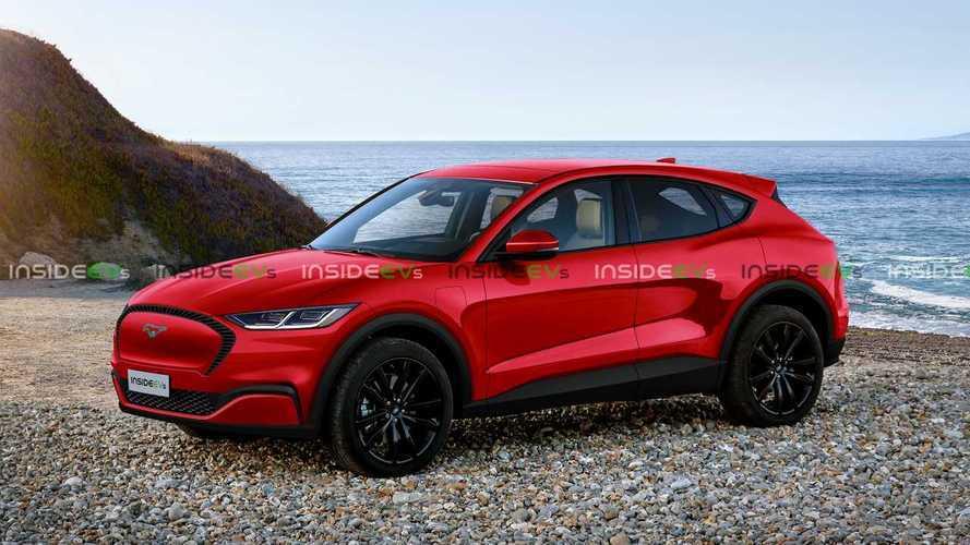 Mustang Mach-E, desvelado el nombre del SUV eléctrico de Ford
