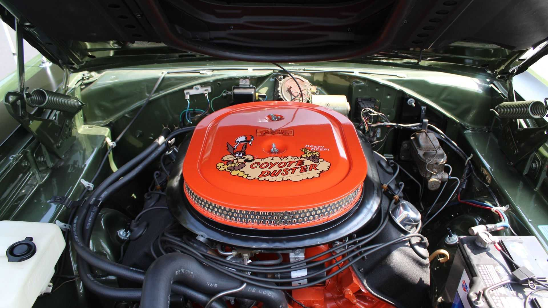 """[""""Get Ready To Bid On A 1969 ½ Plymouth Road Runner""""]"""