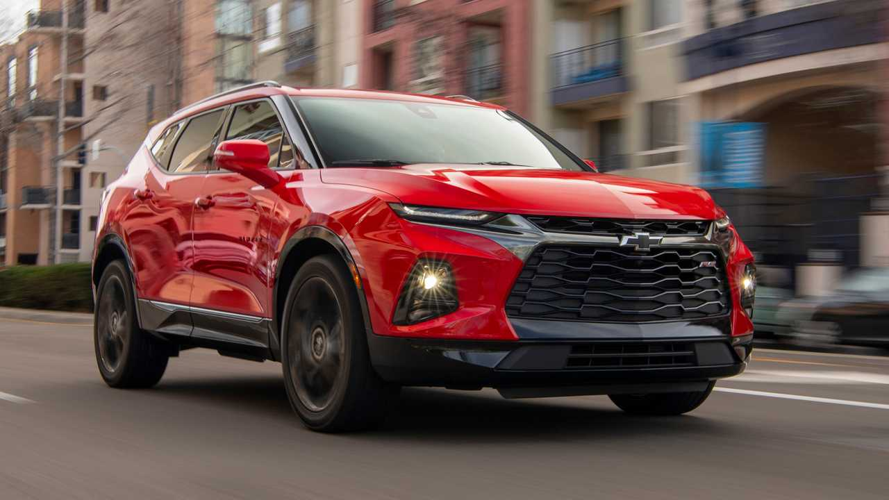 2020 Chevrolet Blazer Turbo Reportedly Starts At $33,995