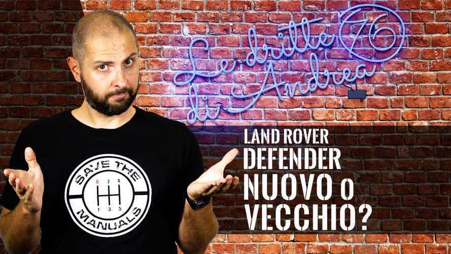 Nuovo Land Rover Defender: quale comprare e chi lo farà