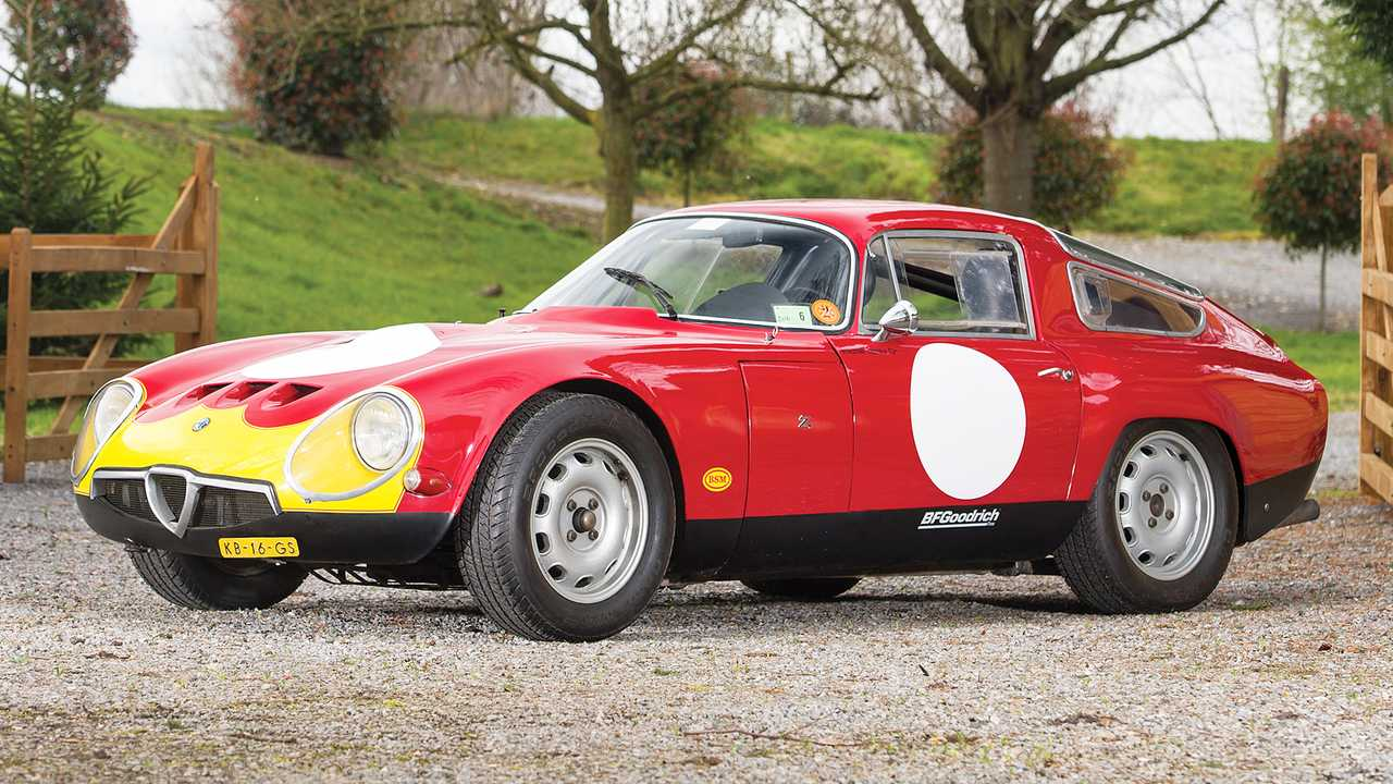 Alfa Romeo TZ (1965) - 1,2 million d'euros