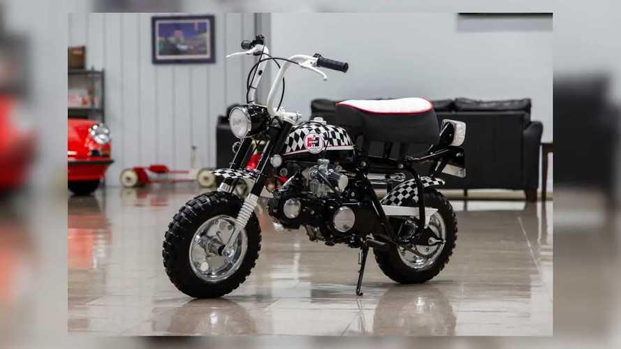 1971 Custom Honda Z50A Mini Trail