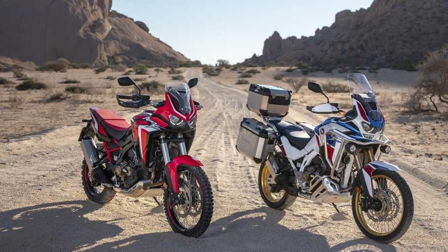 Nuove Honda CRF1100L Africa Twin e Adventure Sports: il mito si rinnova
