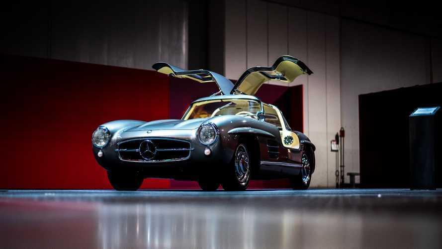Mercedes e Porsche d'eccezione a Milano AutoClassica 2019
