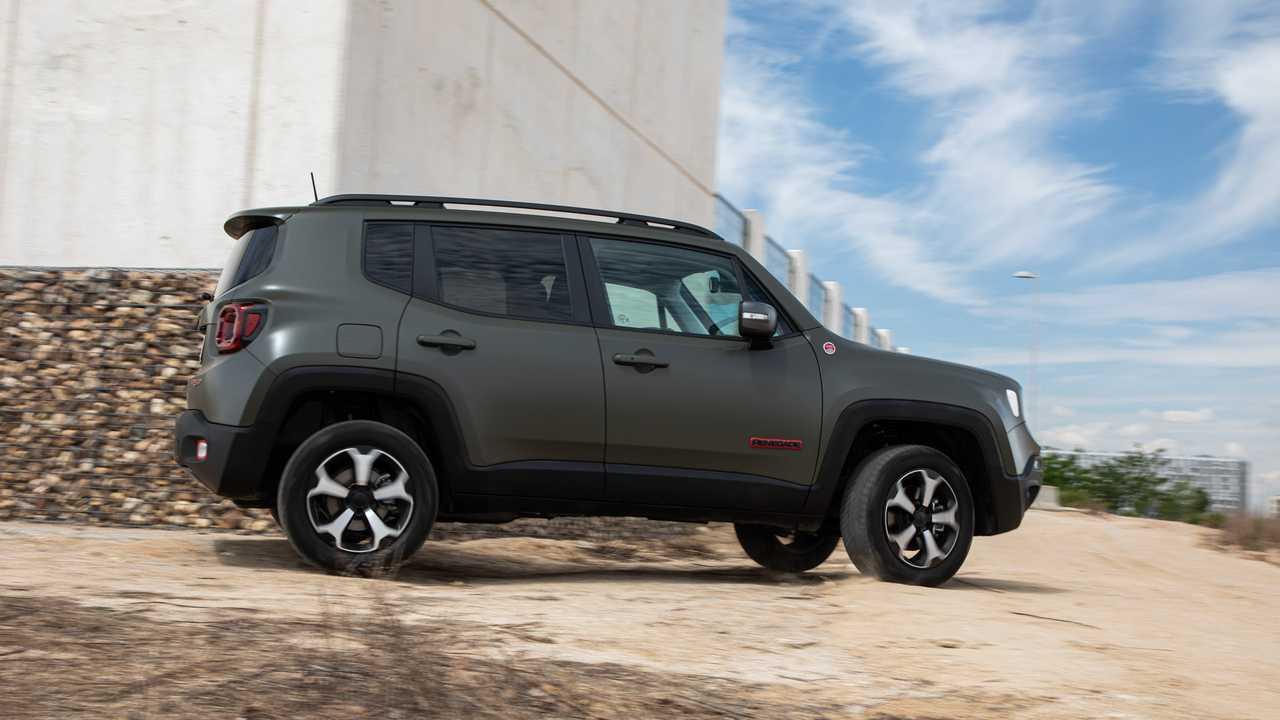 Prueba Jeep Renegade Trailhawk 2019
