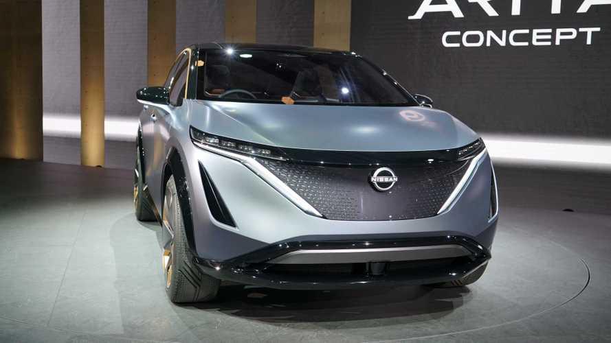 El Nissan Ariya 2020 se presentará el 15 de julio