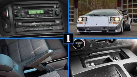 10 componentes del coche que están empezando a desaparecer