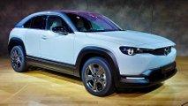Mazda MX-30 (2020): Elektro-Crossover debütiert in Tokio