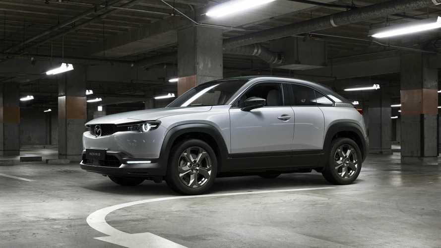 Mazda MX-30 (2020) - Mazda se met au SUV électrique !