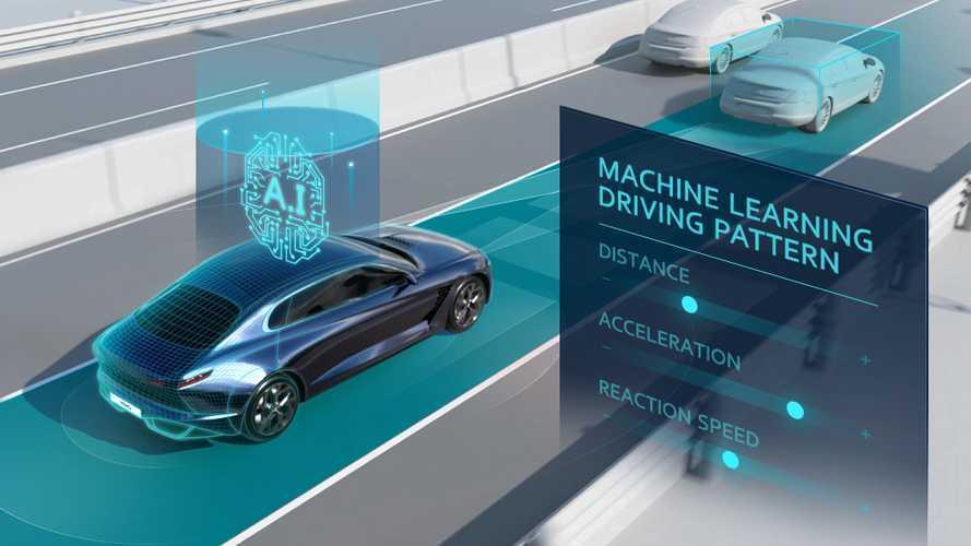 Hyundai lavora al Cruise Control basato sull'Intelligenza Artificiale