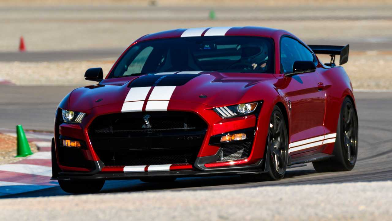 2020 Ford Mustang Shelby GT500: First Drive