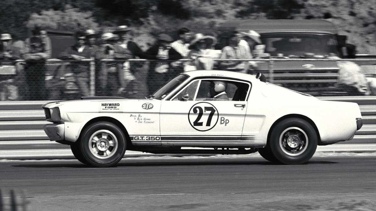 Shelby Mustang GT350 1966