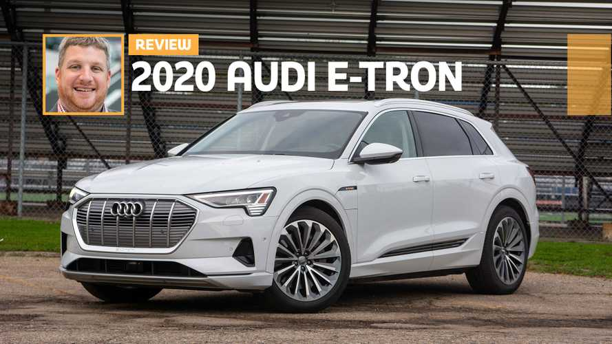 2020 Audi E-Tron Review: Alt, Current