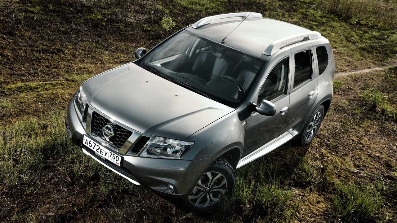 Nissan Terreno ruso (Dacia Duster)