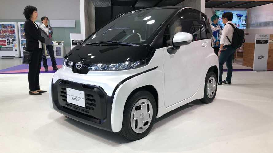 Toyota BEV: conheça o primeiro (micro) carro 100% elétrico da marca