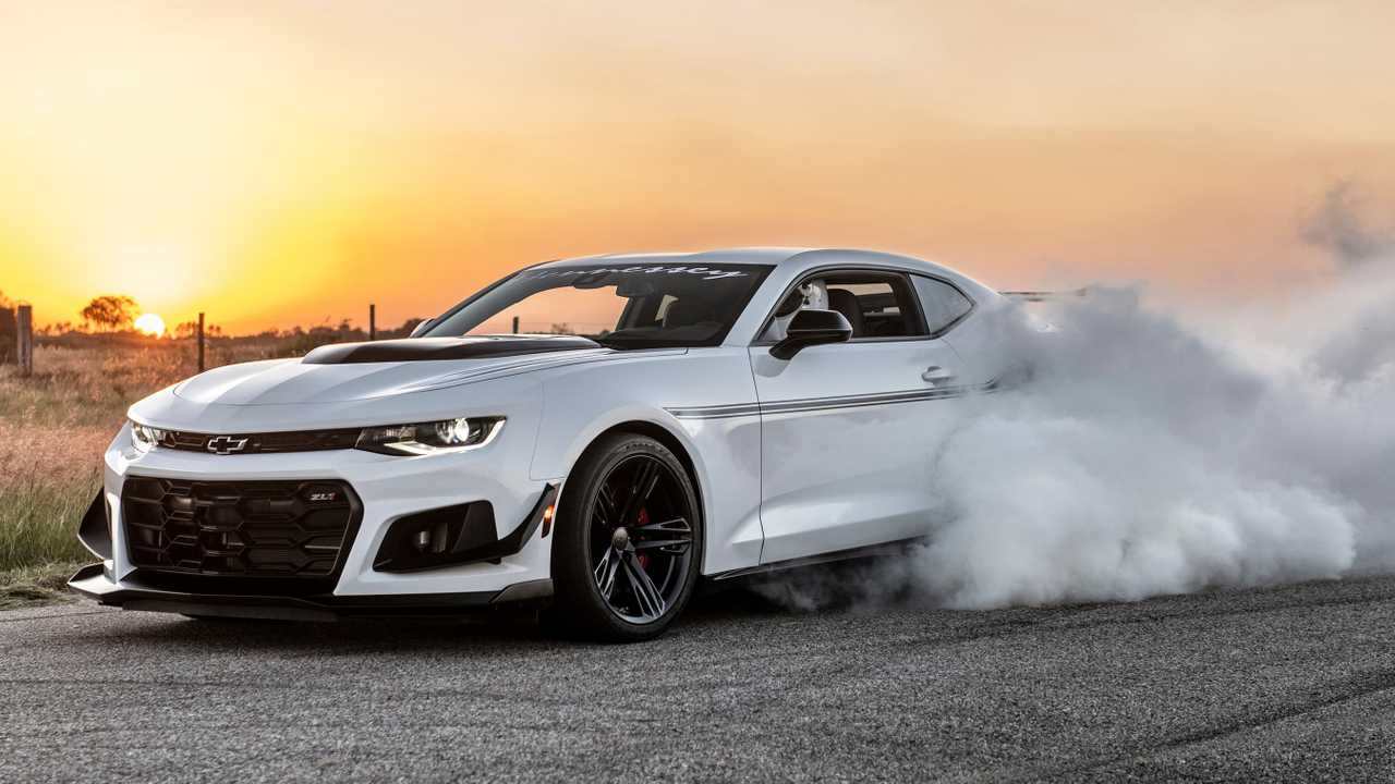 Hennessey Resurrection Camaro ZL1 1LE Debuts At SEMA With ...