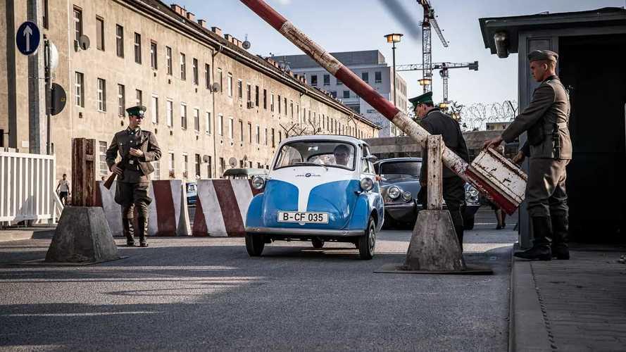 BMW Isetta: Im Mikro-Mobil in die Freiheit