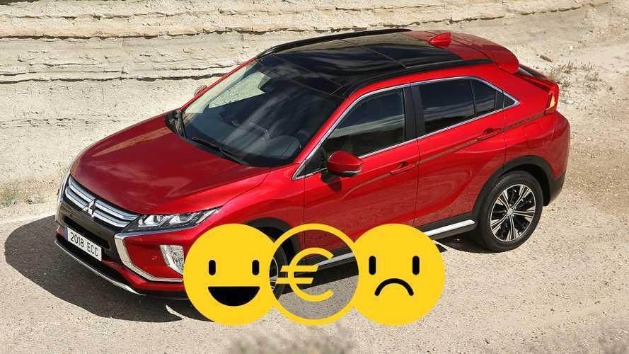 Promozione Mitsubishi Eclipse Cross, perché conviene e perché no
