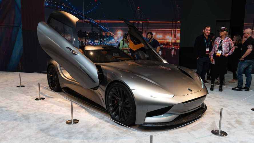 Karma SC2 Concept EV Graces LA Auto Show With GT Lines, 1,100 HP