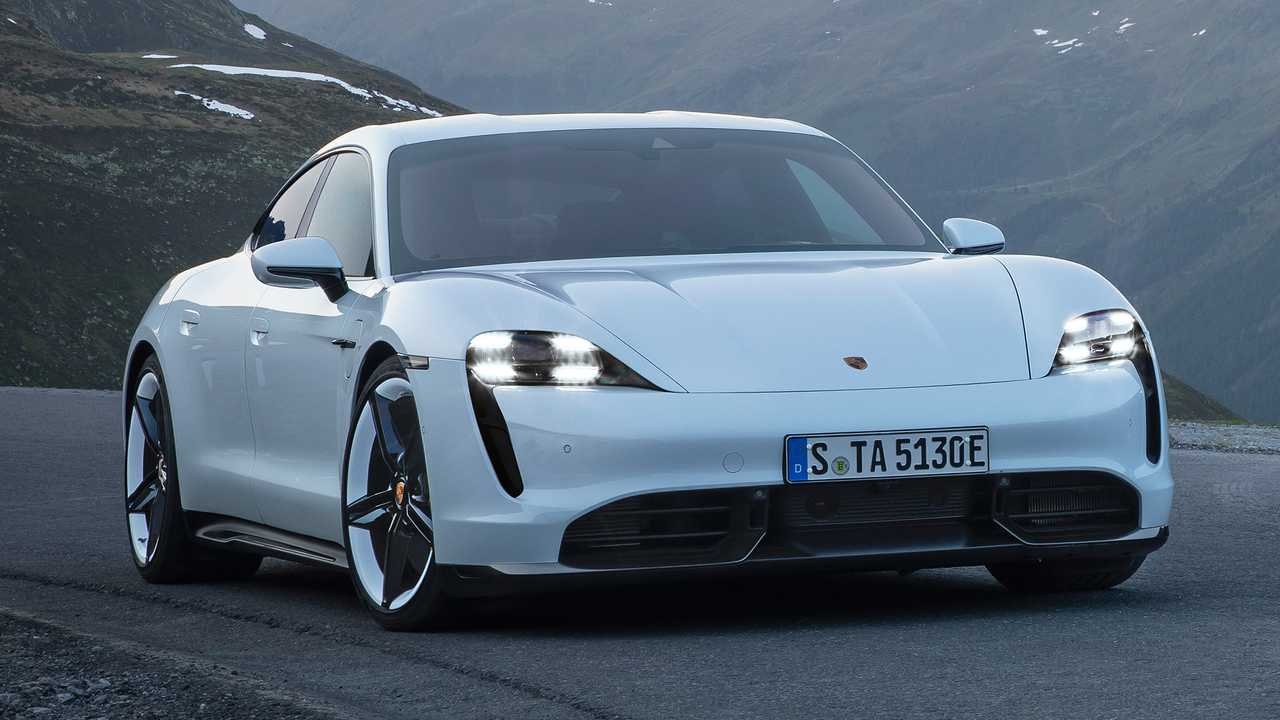 Porsche Might Be Saving Taycan Turbo S For Tesla-Beating 'Ring Lap