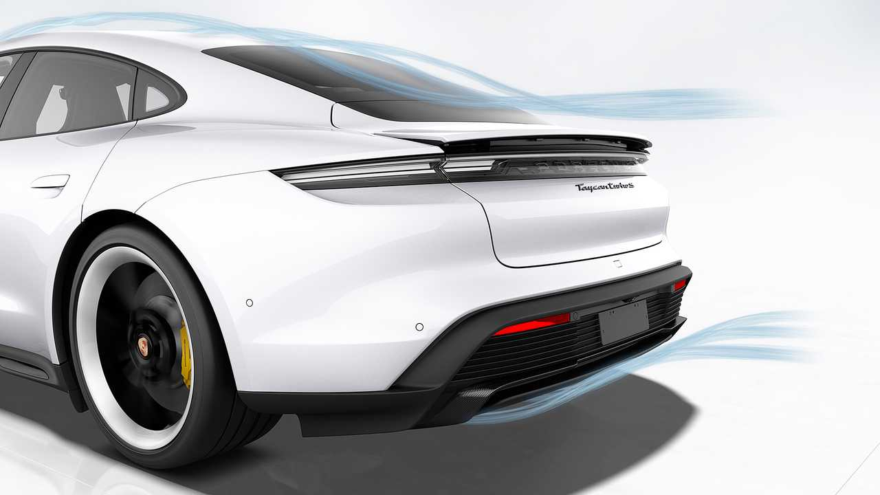 10 Supercars The Porsche Taycan Turbo S Is Faster Than, And