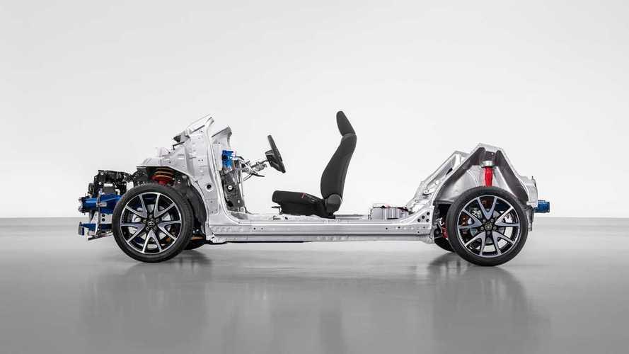 Toyota, la piattaforma modulare rivoluziona anche le piccole