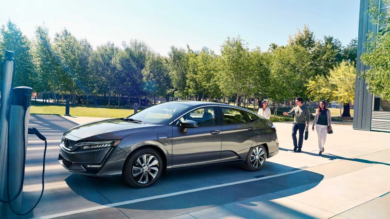 3. Honda Clarity Electric