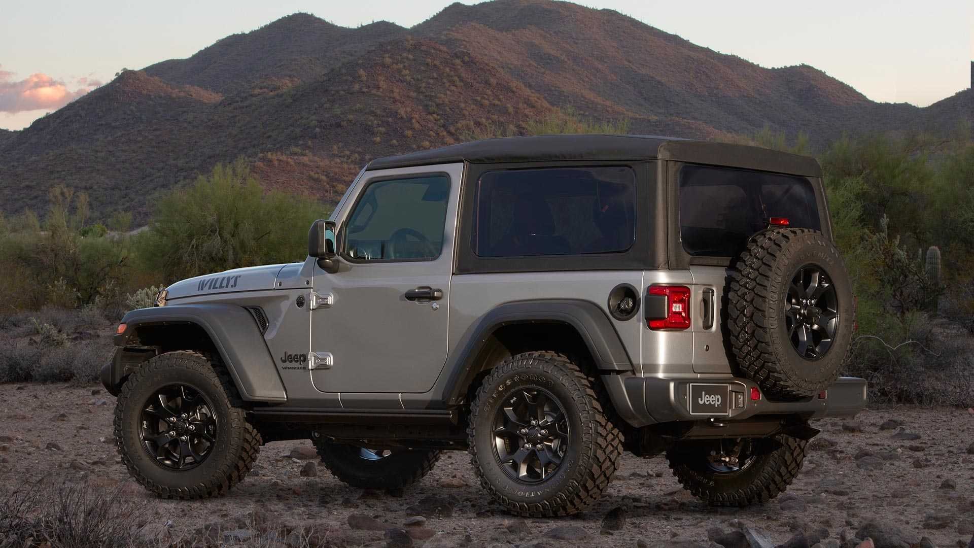 2020 Jeep Wrangler Willys And Black Tan Editions Arrive In Style