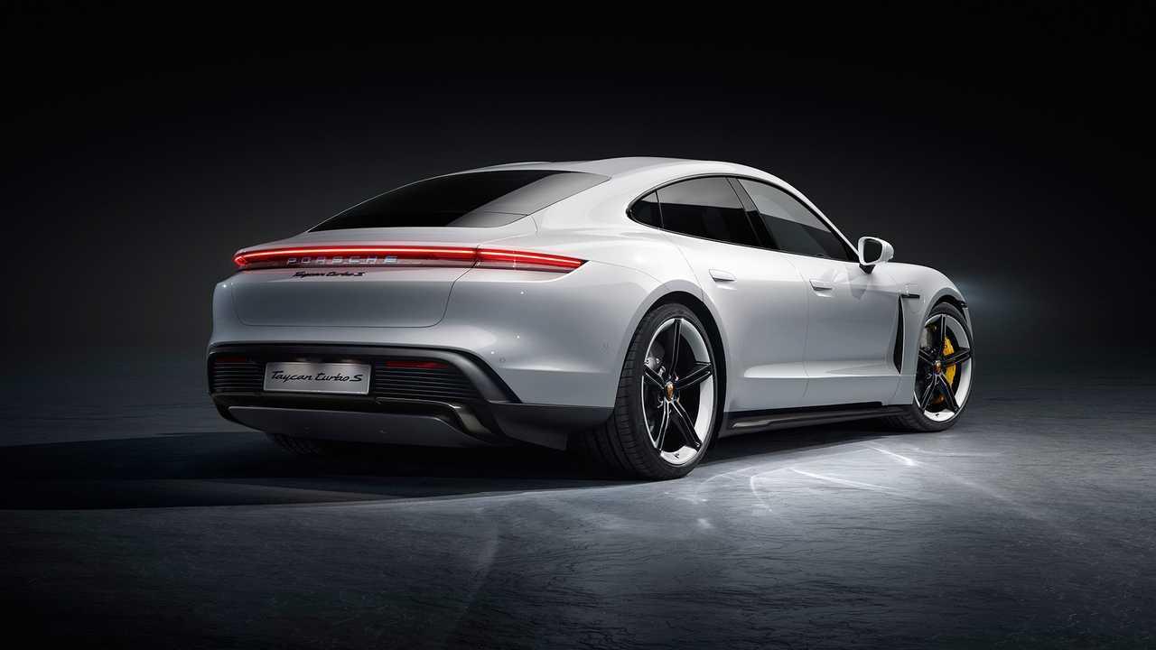 Porsche Taycan 2020 Estreia Como Super Seda Eletrico De Ate 761 Cv