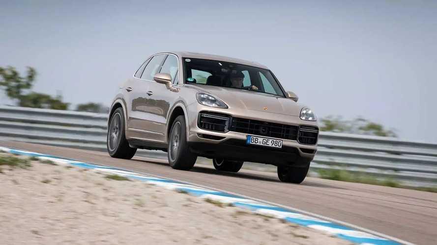 Porsche Cayenne Turbo S E-Hybrid, di nuovo tempo di record