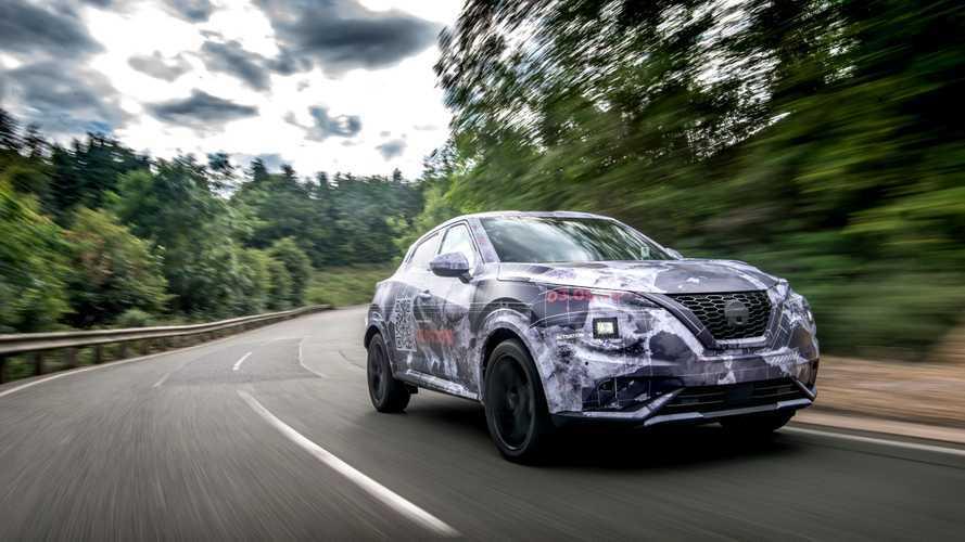 Nissan Juke, la seconda generazione sarà anche ibrida