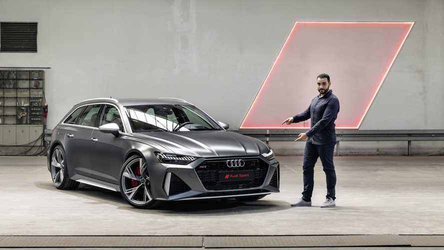 Audi RS 6 Avant (2019) - Toutes les infos, toutes les photos