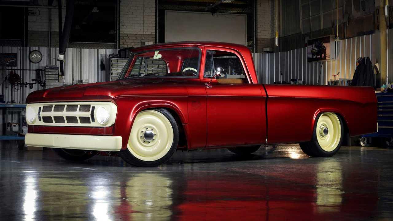 Mopar Lowliner Concept 1968 Dodge D200-series pickup
