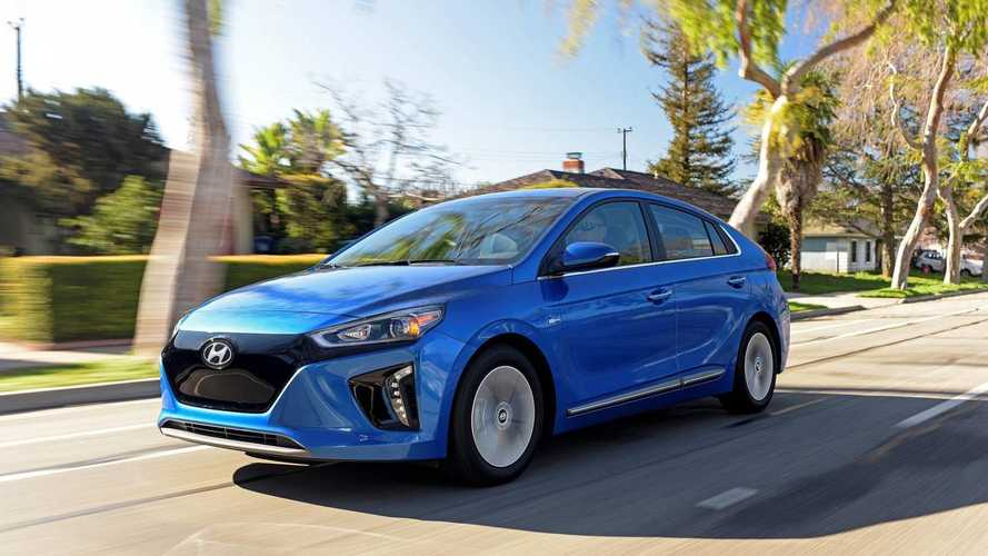 2019 Hyundai Ioniq Electric Lease Deal Is Out Of This World