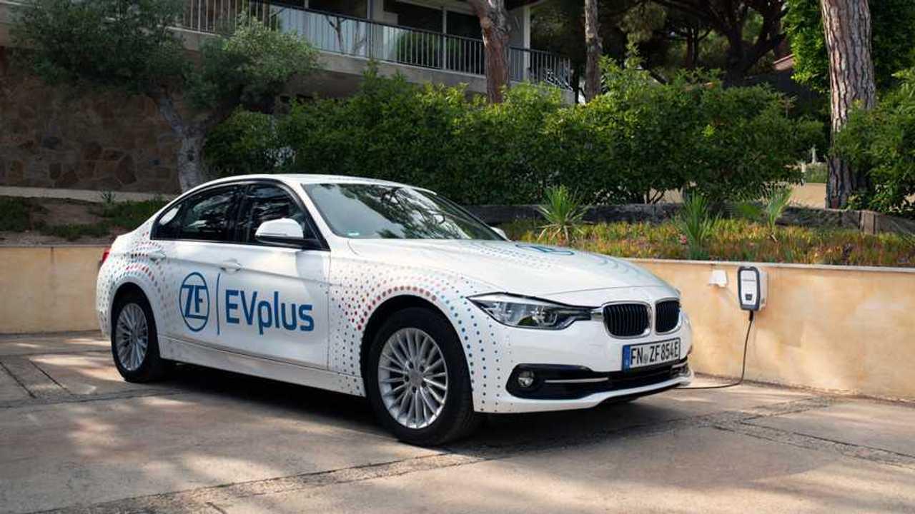 ZF EVPlus Concept Car