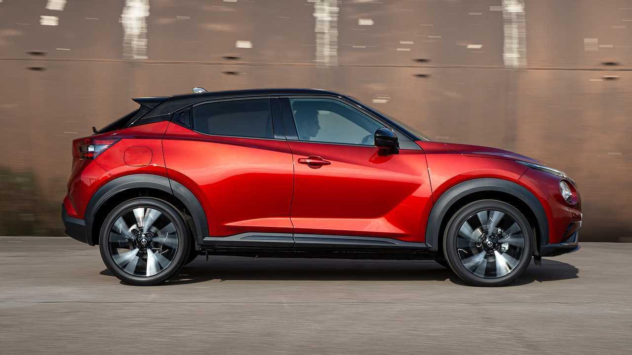 2020 Nissan Juke | Motor1.com Photos