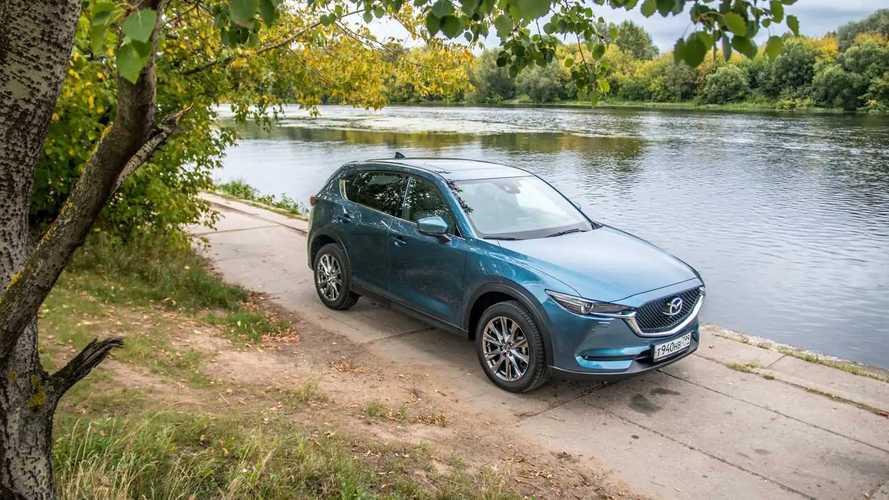 2019 Mazda CX-5 2.5 Executive: российский тест