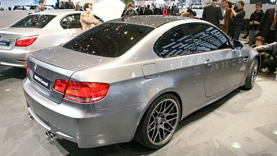 Bmw M3 Concept At Geneva Motor1 Photos