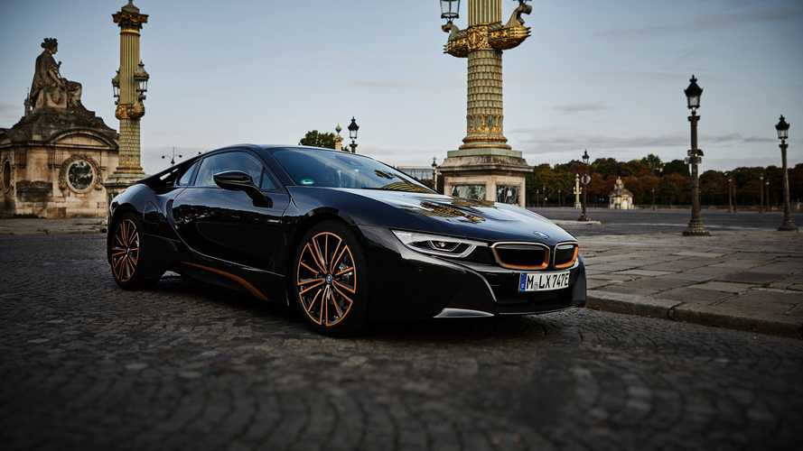 BMW Cops Coronavirus Messaging In i8 Twitter Post [UPDATE]